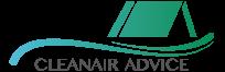 Cleanair Advice – Voor een gezond binnenklimaat Logo